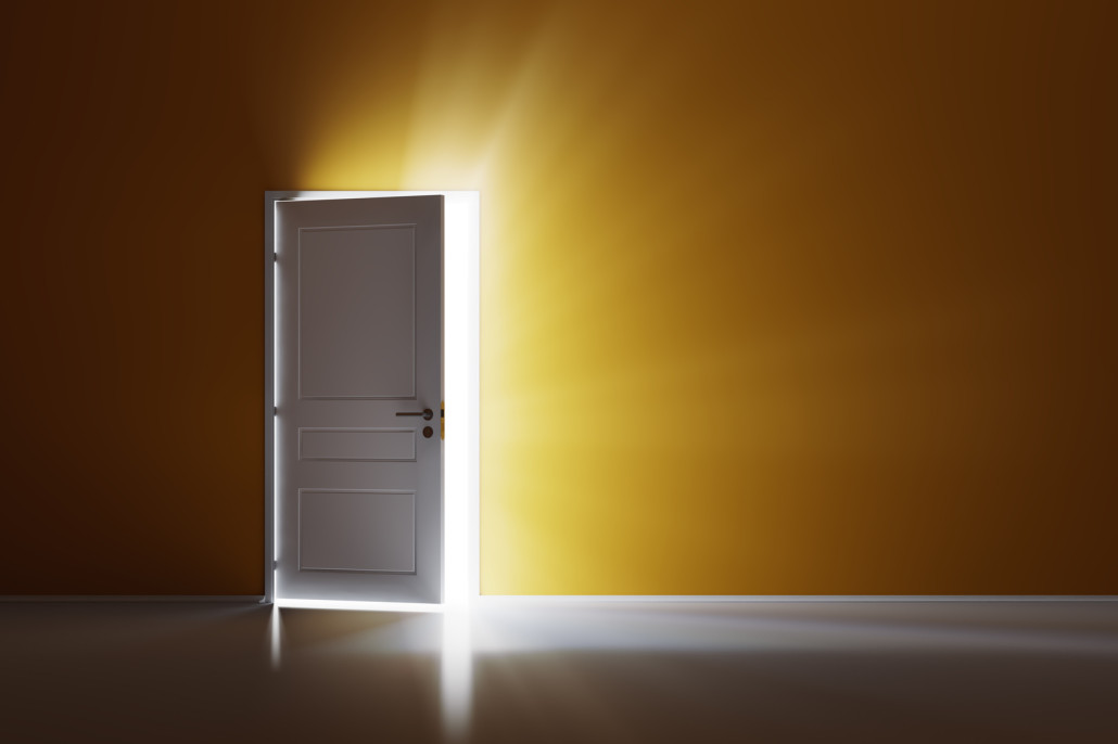 What ... & What Will You Do When Opportunity Strikes? | Elizabeth B Crook