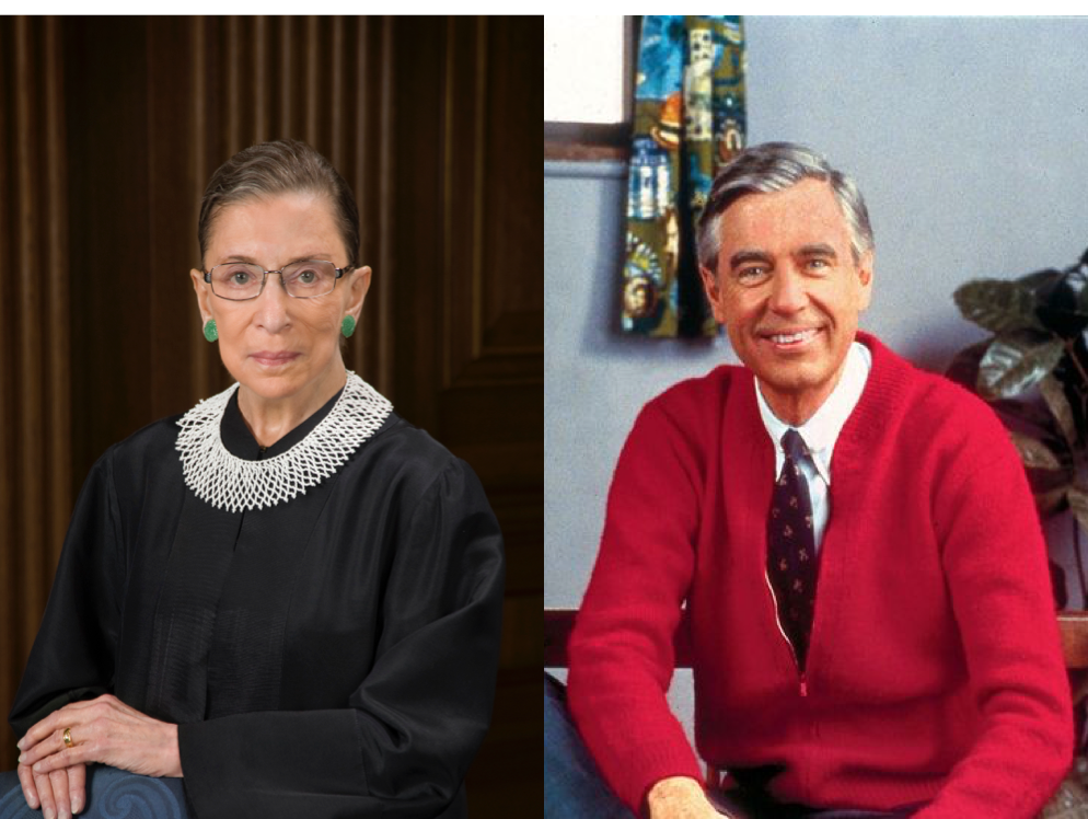 What Justice Ruth Ginsburg And Mr Rogers Can Teach You About